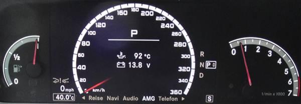ITC-Technologie bietet Tacho-Erweiterung für Mercedes-Benz