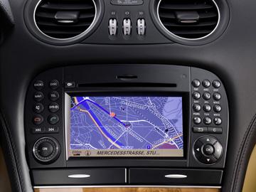 Mercedes Benz R Sl After Market Bluetooth