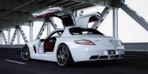 Mercedes-Benz SLS by ITC-Technologie