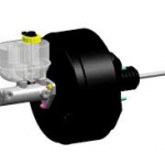 Bremskraftverstärker Mercedes-Benz by ITC-Technologie