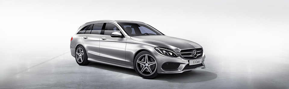 Mercedes-Benz C-Klasse S205 by ITC-Technologie