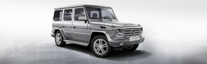 Mercedes-Benz G-Klasse by ITC-Technologie