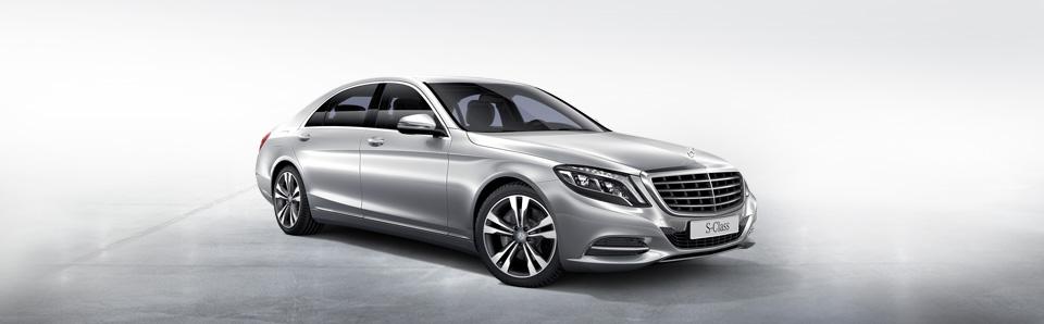 Mercedes-benz S-Klasse 222 by ITC-Technologie