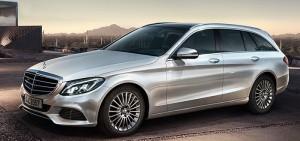 Mercedes-Benz C-Klasse Kombi gross