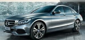Mercedes-Benz C-Klasse Limousine gross