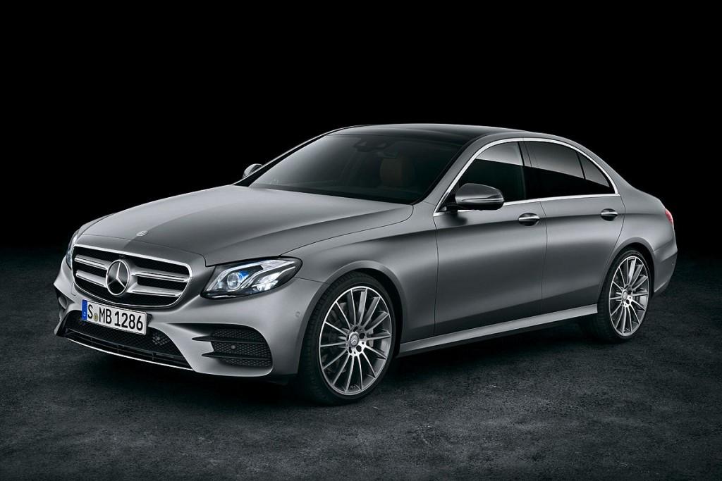 Mercedes-Benz E-Klasse W213 gross