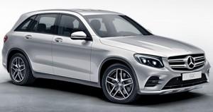Mercedes-Benz GLE SUV X166